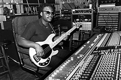 Image of Bernard Edwards