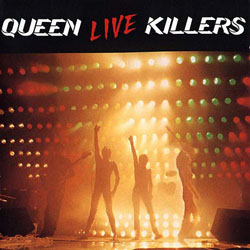 Image of Queen, 'Live Killers' album cover