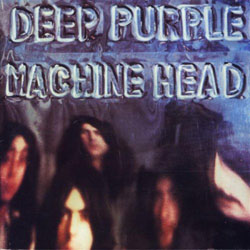 Image of 'Machine Head' album cover