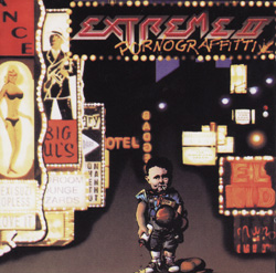 Extreme Pornograffitti II album cover