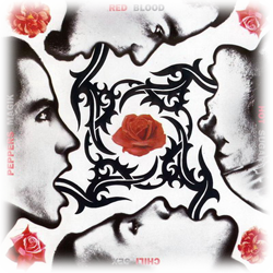 'Blood Sugar Sex Magik' album cover
