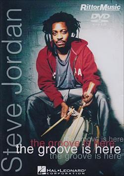 Steve Jordan - 'The Groove is Here' DVD