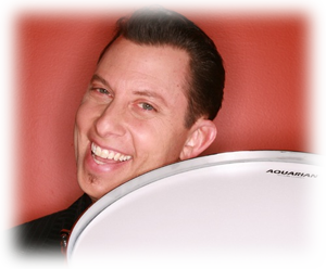 Daniel Glass Aquarian drum heads image