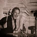 Picture of UK drummer, Jamie Little