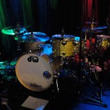 Jamie Little DW Drum Kit