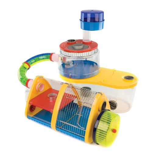 Hamster-Adventure-Cage