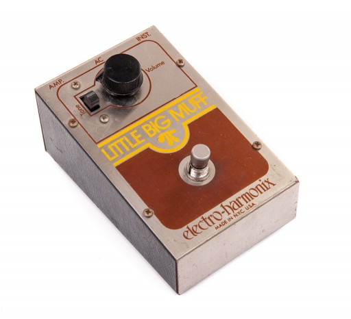 Vintage Little Big Muff Guitar effect
