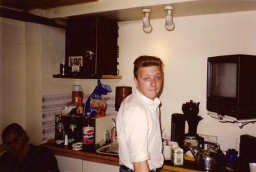Me - Berry St Recording Studios, 1988