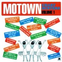Motown Chartbusters Vol 1 album Cover