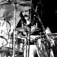 'John Bonham 1975' by Dina Regine
