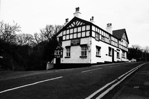 Ring O'Bells pub, West Kirby