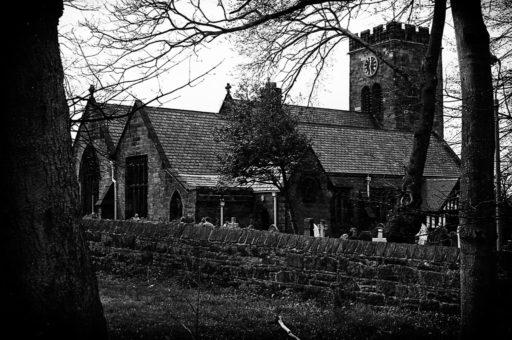 St Bridget's Church Yard, West Kirby