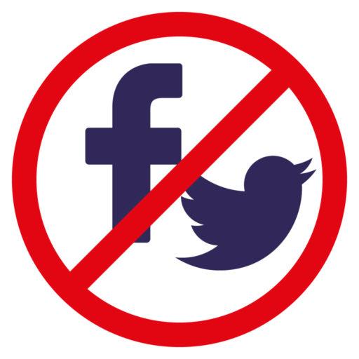 Say NO! to Social Media