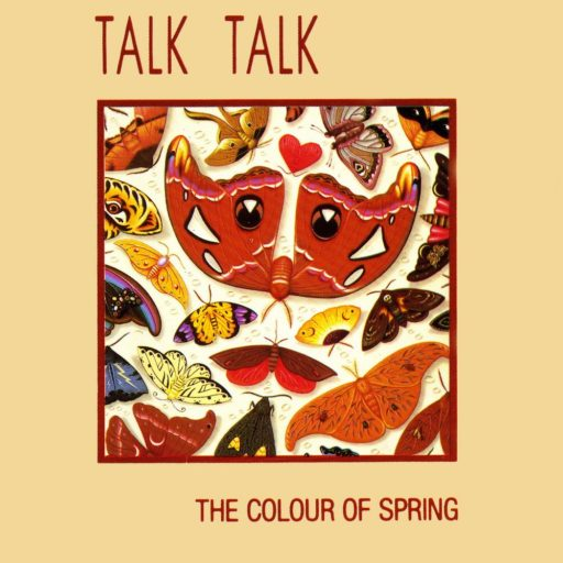 'The Colour Of Spring' album cover.