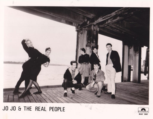 Promo photo of Jo Jo and the Real People